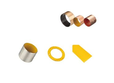 China Header Self Lubricating Plain Bearing For Combine Harvesters Dimention In MM factory