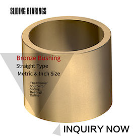 China Rg7 Bronze Sleeve Bushings Leaded Gunmetal CC493K Cusn7znpb Machine Parts factory