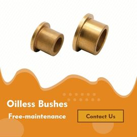 China Low Maintenance Oil Impregnated Bearing Standard INCH Size For Agricultural Machine factory