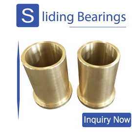 China C95400 General Aluminum Bronze Bushing Higher Mechanical Performance Param factory