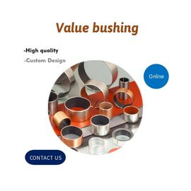 China Complete Bushings Solutions For Industrial Valve | Valve Bush &  Sleeve Steel Bronze | Self-Lubricating Bearings factory