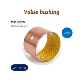 China Pump & Valve Bushing | Complete Sleeve POM Bushings Solutions For Industrial factory