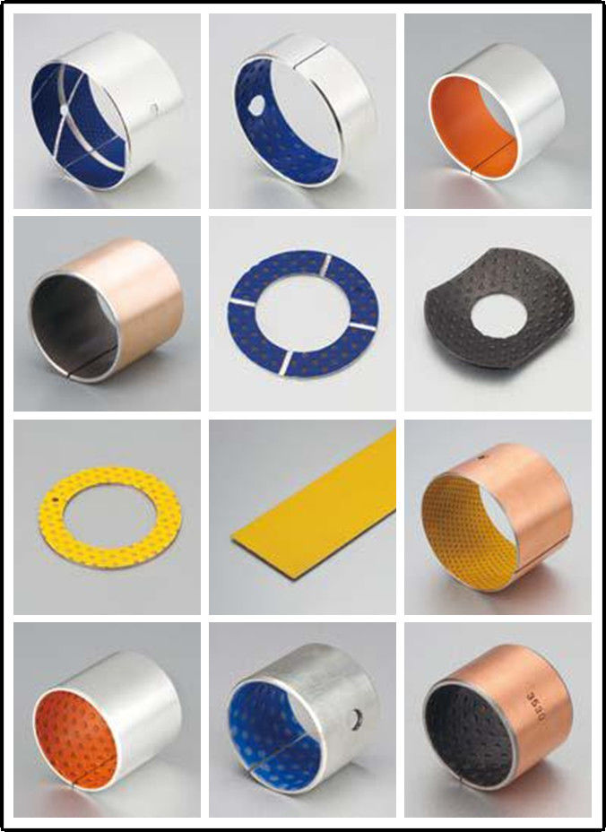 Plastic Plain Bearings